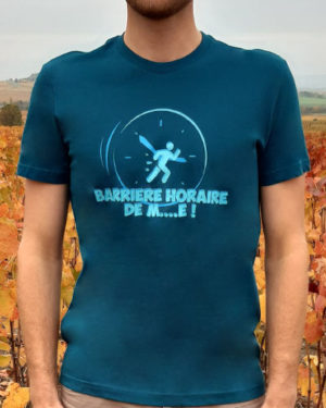 T-shirt-Barriere-horaire-homme-RUN-SHIRT