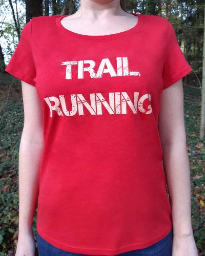T-shirt-femme-Trail-running-RUN-SHIRT