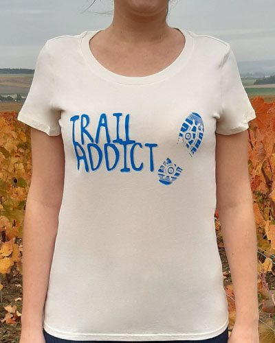 T-shirt-Trail-addict-femme-RUN-SHIRT