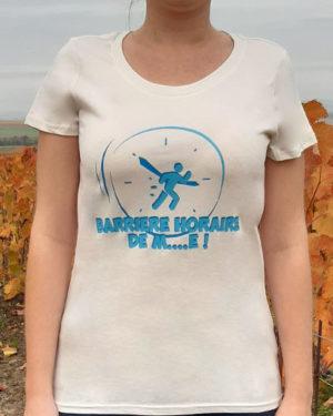 T-shirt-femme-Barriere-horaire-RUN-SHIRT
