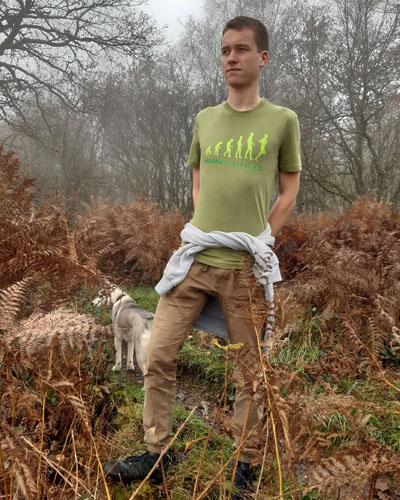 T-shirt-homme-Running-évolution-coton-bio-RUN-SHIRT