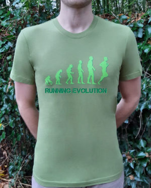 T-shirt-homme-Running-évolution-RUN-SHIRT