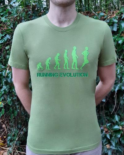 T-shirt-homme-Running-évolution-RUN-SHIRT