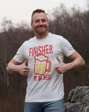 T-shirt-Homme-RUN-SHIRT-Finisher-de-ma-bière