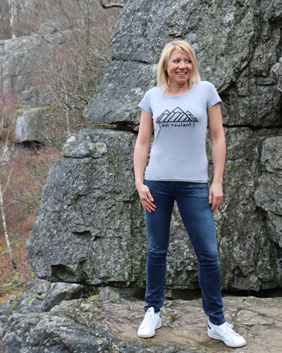 T-shirt-femme-RUN-SHIRT-cest-roulant