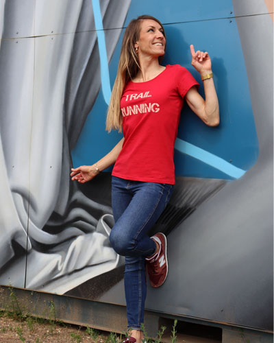 T-shirt-RUN-SHIRT-femme-Trail-running
